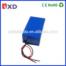 KXD Tools 18650 li-ion battery pack 24v 10ah