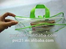 Children Promotional PVC Plastic backpack