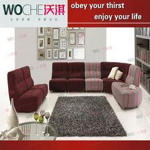 big sofa set guangzhou manufacturers living room furniture gold WQ8925