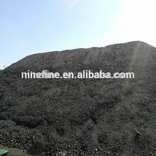 shot petroleum coke on rizhao port bonded area