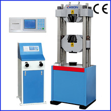 WE-600D 600KN Digital Display Hydraulic Tensile and compression strength Universal Testing Machine