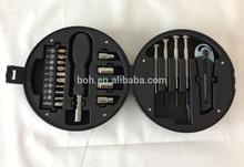 21pcs mini tyre shape tool kit