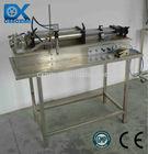 China ChaoXian Semi-automatic pneumatic horizontal gin filling machinery