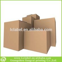 kraft brown paper box decorative paper storage boxes