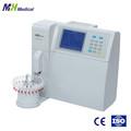Analyseur d'hémoglobine mht-100 hba1c machine d'essai de sucre dans le sang