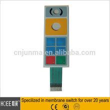 China Professional Waterproof Membrane Plastic Electronic Keyboard