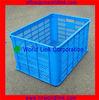 Blue Mesh Good Quality Plastic Stackable Vegetable Basket