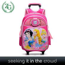 High-end and Fashional Cartoon Kid Trolley Bag