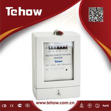 DDSD722 three phase digital energy meter
