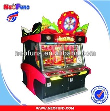 Crazy Fruit 2 Players Prize Pusher Machine For Sale/High Quality Gift Game Machine(NF-C04)