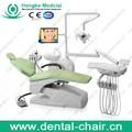 Mejor venta de equipo de la silla dental prótesis de acrílico dientes