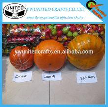 Hot!! Factory artificial pumpkins for sale