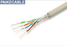 4 pairs indoor Cable Network UTP FTP SFTP Cat5 Cat5e Cat6 Network Cable