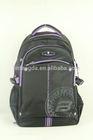 2014 hot sale purple laptop backpack bag