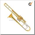 Cupronickel ajuste de diapositivas eb clave de pistón trombón( tp9330)