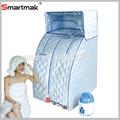 Una persona sauna de vapor portátil, mini casa sauna, familia portátiles sauna baño de vapor bs-9004, plegable portátil sauna de vapor