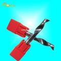 Bfl- iso certificada de carburo sólido endmill/iso herramienta de corte/iso solo flautas endmill