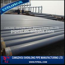 steel seamless pipe 1 *sch 80 33 4*4 55 asme b 36.10 m 1996 Grade B carbon seamless steel pipe