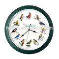 bird sound horloge