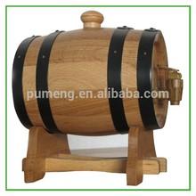 American Classic Wood Beer Keg for Packaging