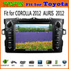 Android car gps navigation for toyota corolla 2009 2008 2007 2006