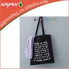 Promotional Eco Cotton Canvas Tote Bag Long Handle