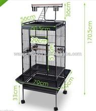 high quality wooden bird cage /new design bird cage
