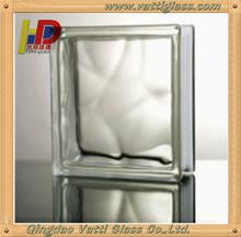Qingdao Vatti Glass decorative glass block White series---Cloudy clear
