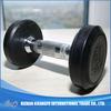 Round Cast Iron Dumbbell Set