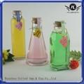 350ml grosso vidro de garrafas de suco com alta qualidade