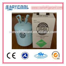 gas refrigerante r134a ,30lb 13.6kg cylinder