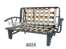 folding wooden bedstead