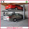 galvanized Smart car parking lift system