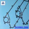 plate heat exchanger gasket viton flat gasket