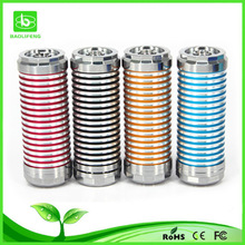 Made in china stainless mechanical mod high quality china factory exporter wholesale stainless mechanical mod