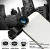 Fish Eye Lens for universal smart Mobile Phone Camera (Silver or Black)