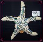 driftwood decoration wooden starfish
