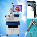 2014 ¡oferta! El mejor producto promocional de alta precisión máquina de grabado láser para pistolas marca Taiyi con CE