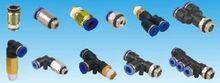 Brass Fitting / PC ,POC,PCF Fitting / PT, G, NPT Thread Fitting