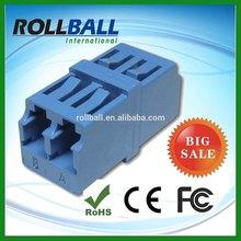 High performance lc sc st fc fiber optical adapter