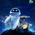 Popular dos desenhos animados 4d simulação de filme, 5d filmes cine assento para se divertir