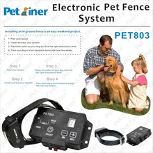 Promotional Super Waterproof In ground Electronic Pet dog Fence