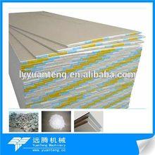 Moistureproof gypsum board for drywall