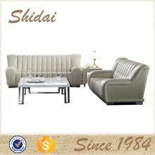 Heated leather sofa / leather sofa set / leather sofa sets living room 981