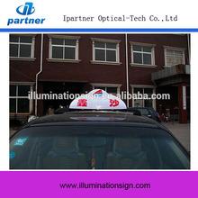 Modern Designed Taxi Light Board
