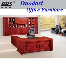 Top sales l-shape modern executive office wooden table photos RT-1205