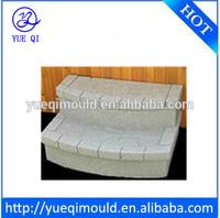 custom rotomoulding plastic (food standard) tub step mould