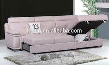8016 mobili moderni divani in pelle divano letto di lusso