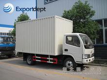 china mini 4x2 pickup van cargo truck for sale,2ton van truck manufacturer