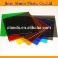 colorido acrílico pmma elenco 3mm tipos de folha de acrílico